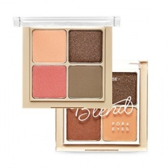ETUDE HOUSE BLEND FOR 4 EYES EYESHADOW (5 COLORS) 42g