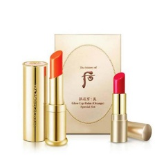 THE HISTORY OF WHOO GLOW LIP BALM SPECIAL SET 83g