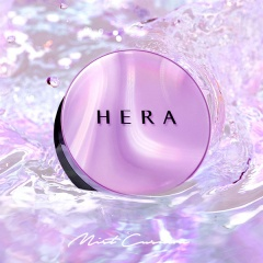 Hera UV Mist Cushion (+Refill) Moisture 15g*2