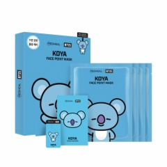 Mediheal BT21 Koya Face Point Mask 4ea