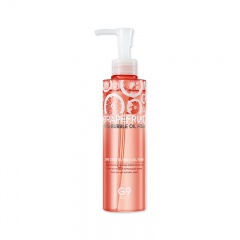 [G9SKIN] Grapefruit Vita Bubble Oil Foam 210g