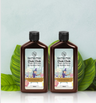 Set dầu gội & xả CHOK CHOK MAGIC SHAMPOO & CHOK CHOK MAGIC CONDITIONER