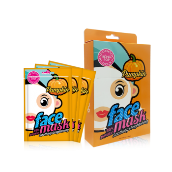 [BLINGPOP] Pumpkin Soothing & Brightening Mask