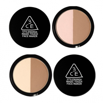 3CE MAGIC TOUCH FACE MAKER 11g (PINK)