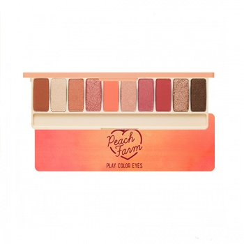 ETUDE HOUSE PLAY COLOR EYES 100g (PEACH FARM)