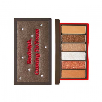 [ETUDE HOUSE] Play Color Eyes Mini #Rudolph,Pulling The Sleigh