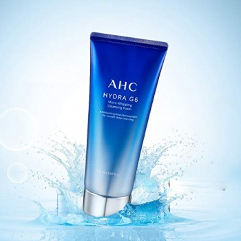 AHC Hydra G6 Micro Whipping Cleansing Foam 150ml