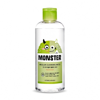 Etude House Monster Cleansing Water 300ml