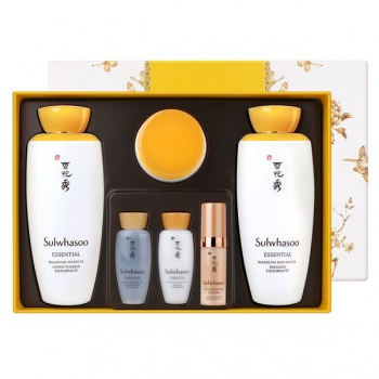 Sulwhasoo Essential Balancing Water / Emulsion / Cream Set