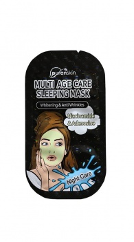 PURENSKIN - Wash-off Series & SleepingPack (SLEEPING) - MULTI AGE CARE SLEEPING MASK NIGHT CARE