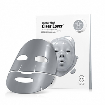 [Dr.jart] Mặt Nạ Cao Su Rubber Mask Clear Lover