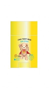 CANA - Teddy Bear Sun Stick 23g