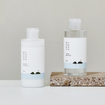 [ROUND LAB] 1025 DOKDO TONER + LOTION SET_200ml+200ml
