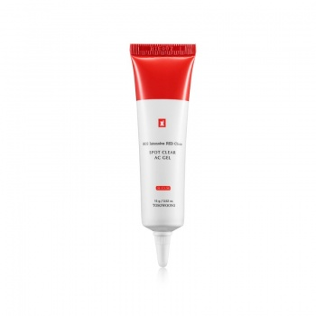 [TOSOWOONG] SOS Intensive Red Clinic Spot Clear AC Gel 15g