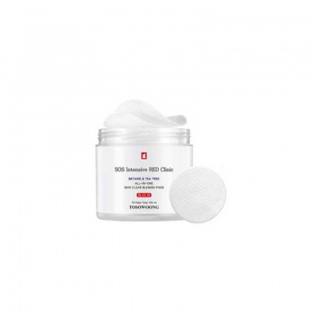 TOSOWOONG SOS Intensive All-in-one Skin Clear Blemish Pads