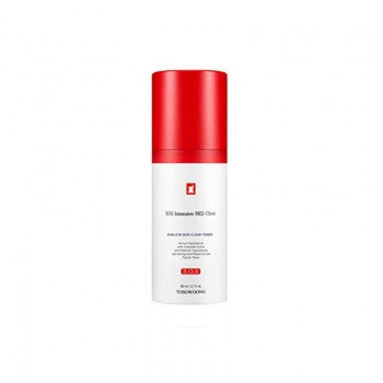 [TOSOWOONG] SOS Intensive Red Clinic Ovalicin Skin Clear Toner