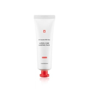 [TOSOWOONG] SOS Intensive Red Clinic Care Sleeping Pack 50g