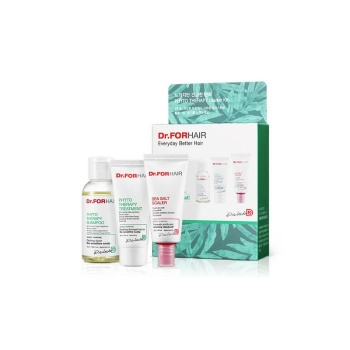 [DR.FORHAIR] Phyto Therapy Starter Sample Kit ( 3 items )