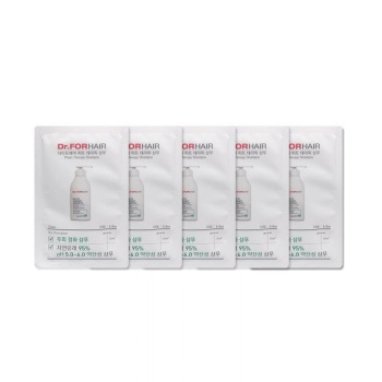 [Dr.FORHAIR] Phyto Therapy Shampoo 10ml * 5pcs [SAMPLE]