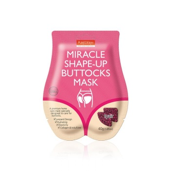 [PUREDERM] Miracle Shape-Up Buttocks Mask 40g * 1pair