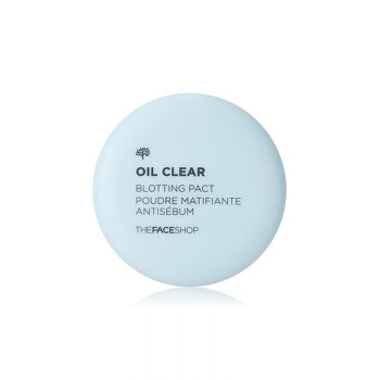 [THE FACE SHOP] Oil Clear Blotting Pact 9g