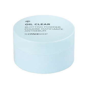 [THE FACE SHOP] Oil Clear Blotting Powder 6g