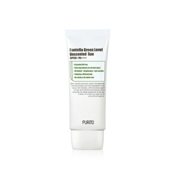 [PURITO] Centella Green Level Unscented Sun 60ml