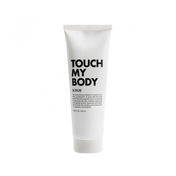 [TOUCH MY BODY] Goat Milk Body Scrub 250ml