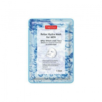 [PUREDERM] Relax Hydra Mask for MEN 18g