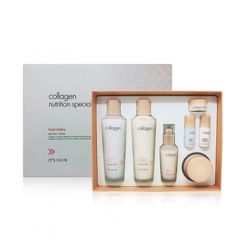 [IT'S SKIN] Collagen Nutrition Special Set [4 Items]