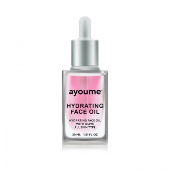 [AYOUME] Hydrating Face Oil 30ml [Moisturizing & Hydrating]