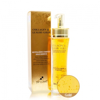 [3W CLINIC] Collagen & Luxury Gold Revitalizing Comfort Gold Essence 150ml