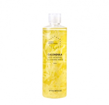STEAMBASE CALENDULA DEEP MOISTURE CLEANSING WATER 320ml