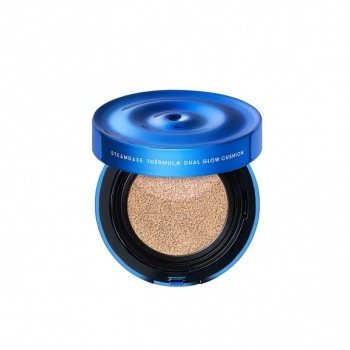STEAMBASE THERMULAE DUAL GLOW CUSHION 23 BEIGE 15g*2